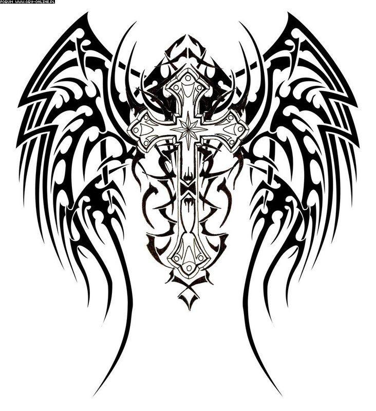 Tatuaż - Ilustracja 1/1 - forum gry-online.pl