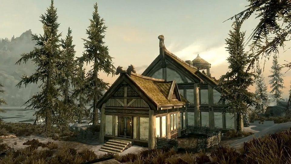The Elder Scrolls V: Skyrim - Hearthfire oficjalny zwiastun