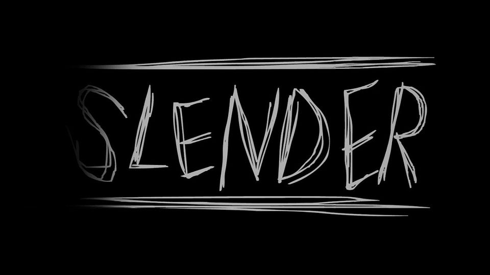 Slender: The Eight Pages gameplay - GOL
