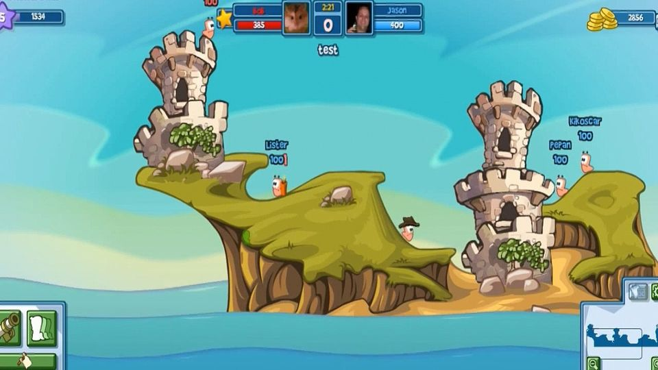 worms online
