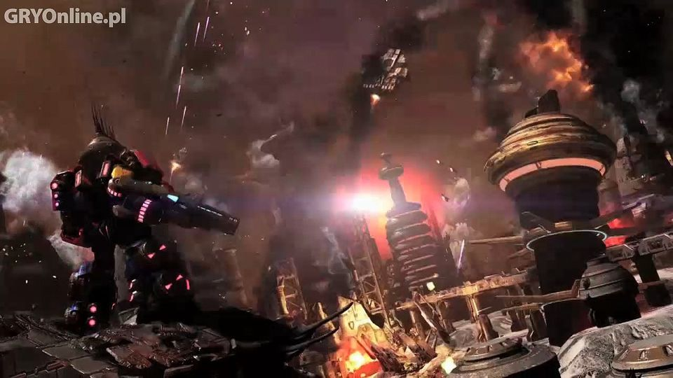 Transformers: Upadek Cybertronu kulisy produkcji #1 (PL)