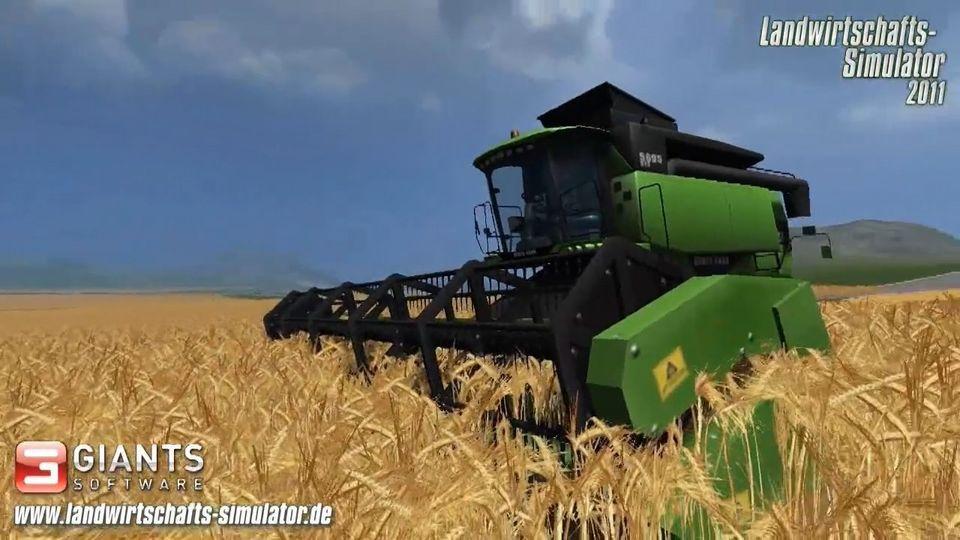 Symulator Farmy 2011 trailer #1