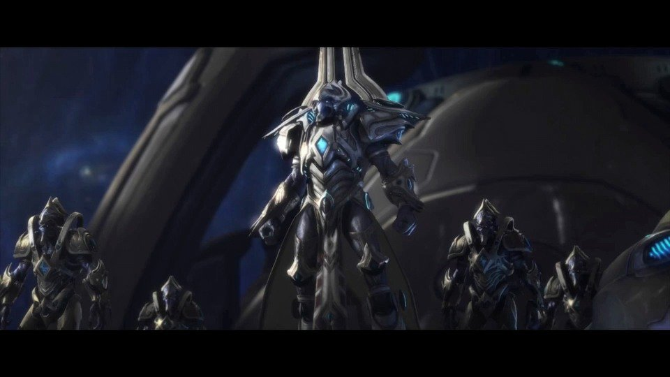 StarCraft II: Legacy of the Void trailer (PL)
