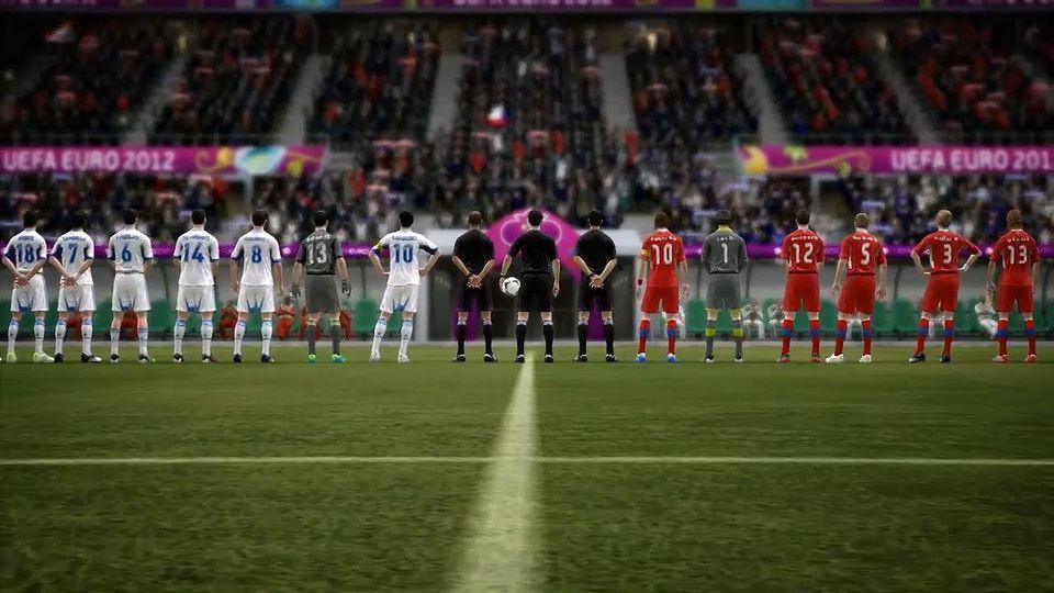 UEFA Euro 2012 trailer #1