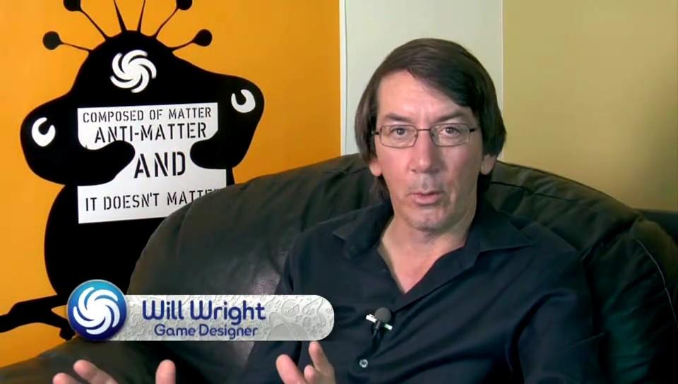 Will Wright o Spore