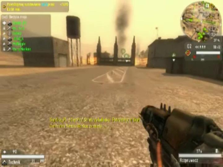 Enemy Territory: Quake Wars GDF