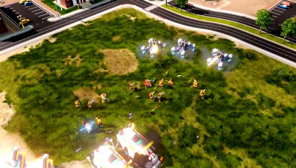 Command & Conquer: Red Alert 3 - Powstanie nowe jednostki