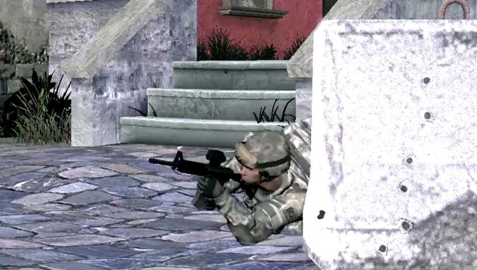 America's Army 3 E3 2009