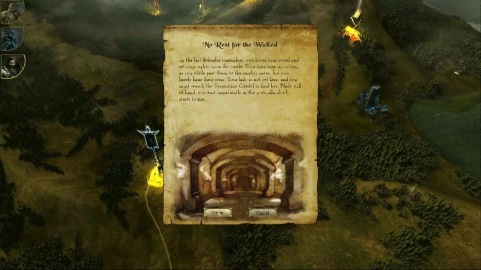 Gameplay King Arthur King Arthur Fallen Champions