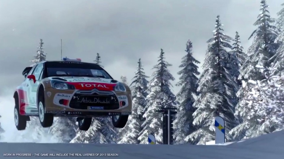 WRC: FIA World Rally Championship 4 trailer