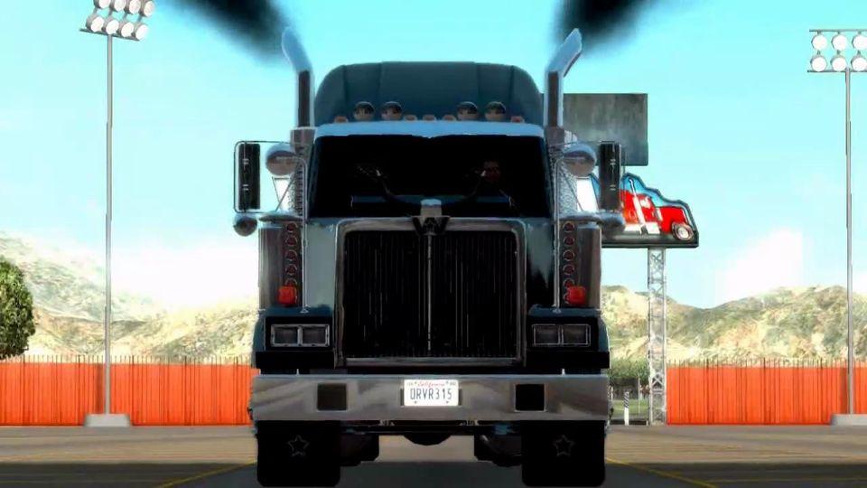 Rig'n'Roll: Tirowiec trailer #1