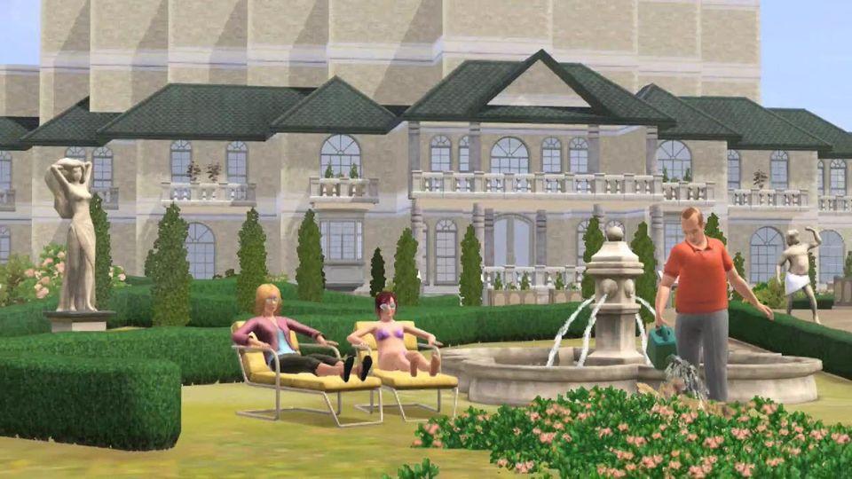 The Sims 3: Wymarzone Podr�e zwiastun na premier�