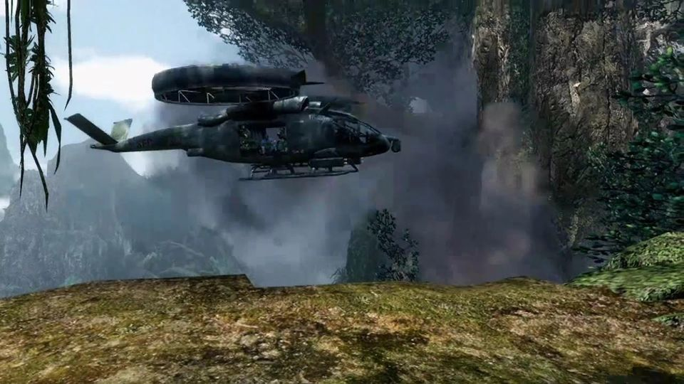 Avatar: Gra komputerowa zwiastun na premier� #2