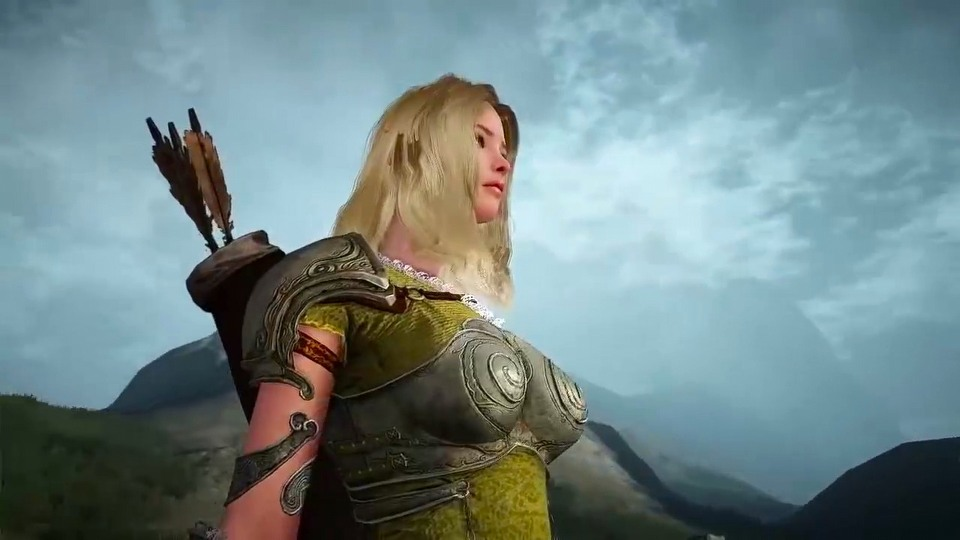 Black Desert trailer #3