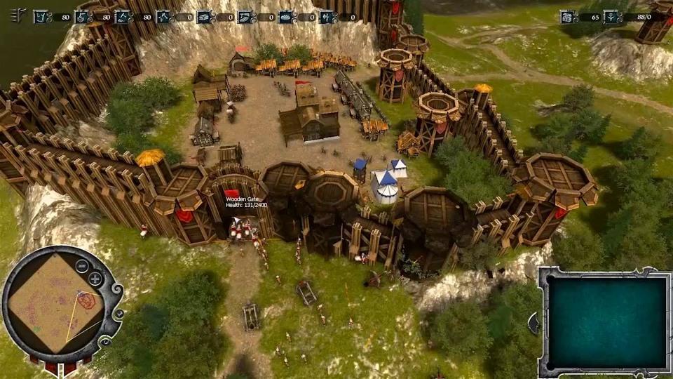 Citadels zwiastun na premier�
