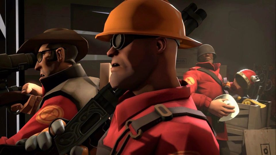 Team Fortress 2 Mac Launch Trailer