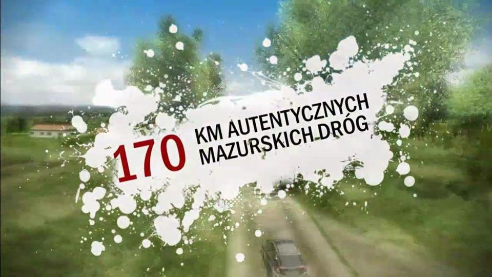 Rajd Polski trailer #1