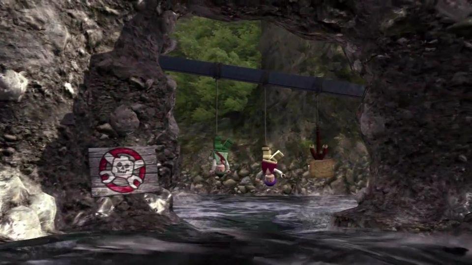LEGO Piraci z Karaib�w Teaser Trailer
