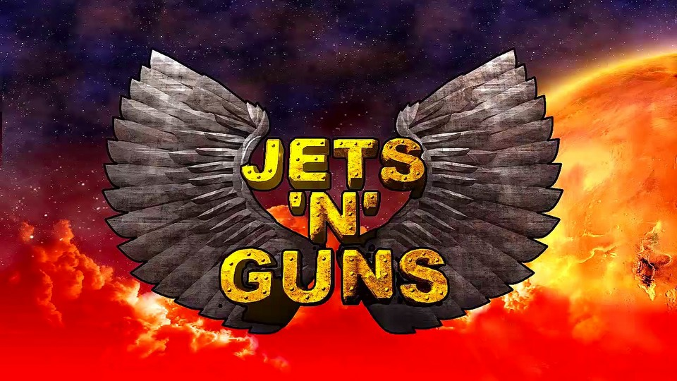 Jets'n'Guns trailer
