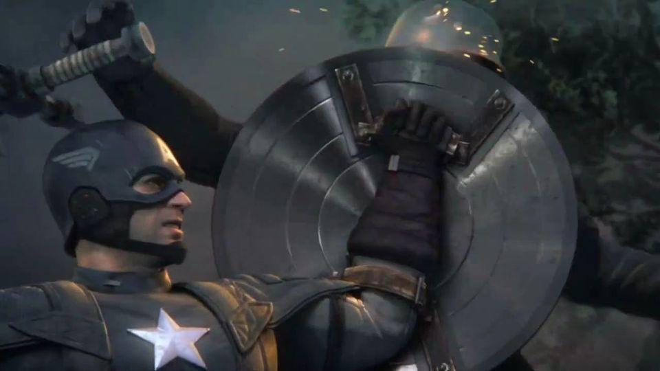 Captain America: Super Soldier zwiastun na premier� #5