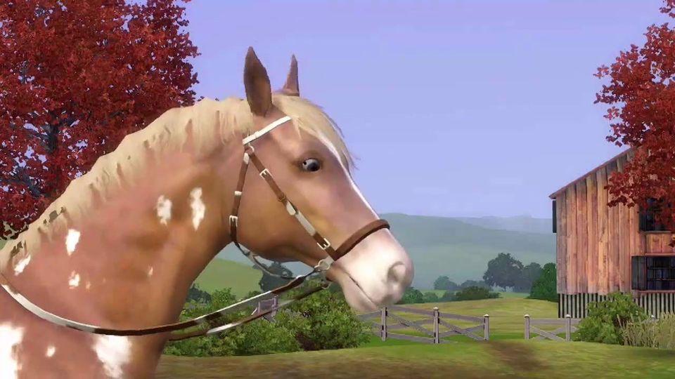 The Sims 3: Zwierzaki gamescom 2011 (PL)