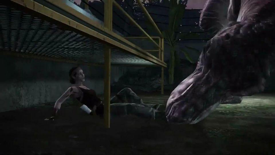 Jurassic Park trailer #2