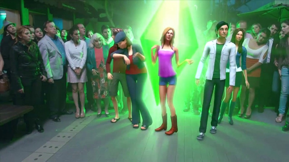 the sims online game no virus