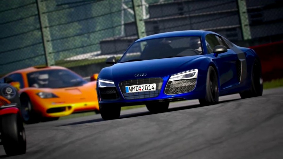 Project CARS gamescom 2014 - trailer