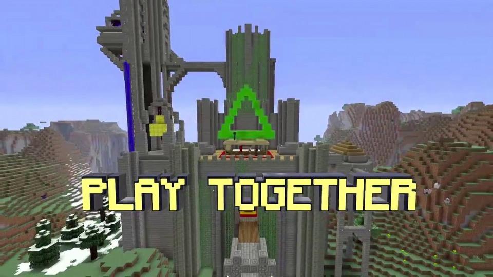 Minecraft E3 2014 - trailer