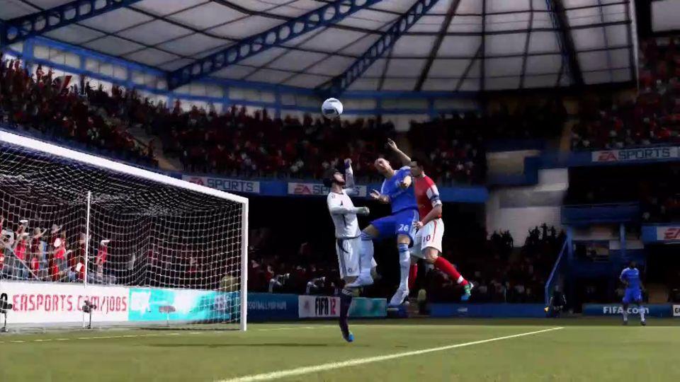 FIFA 12 trailer #2