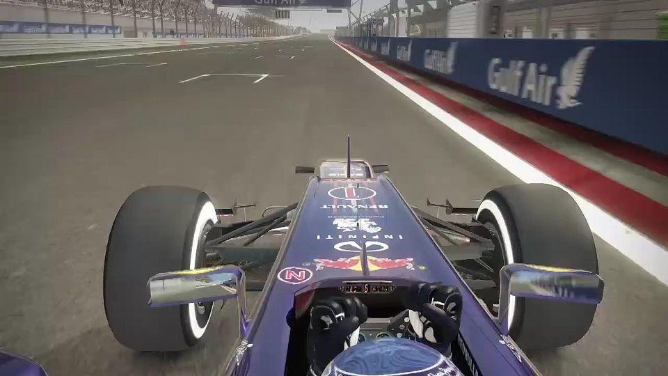 F1 2012 Demo trailer