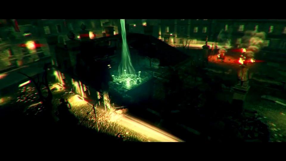Sniper Elite V2 Nazi Zombie Army DLC trailer
