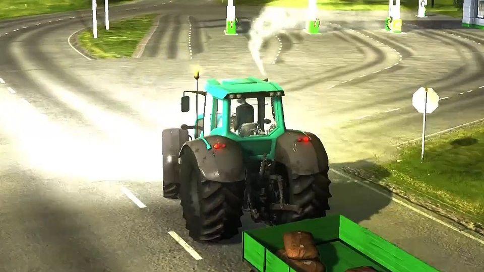 Symulator Farmy 2013 trailer (PL)