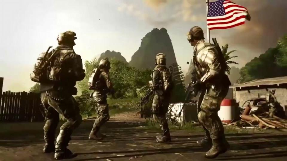 Battlefield 4: Chi�ska nawa�nica trailer