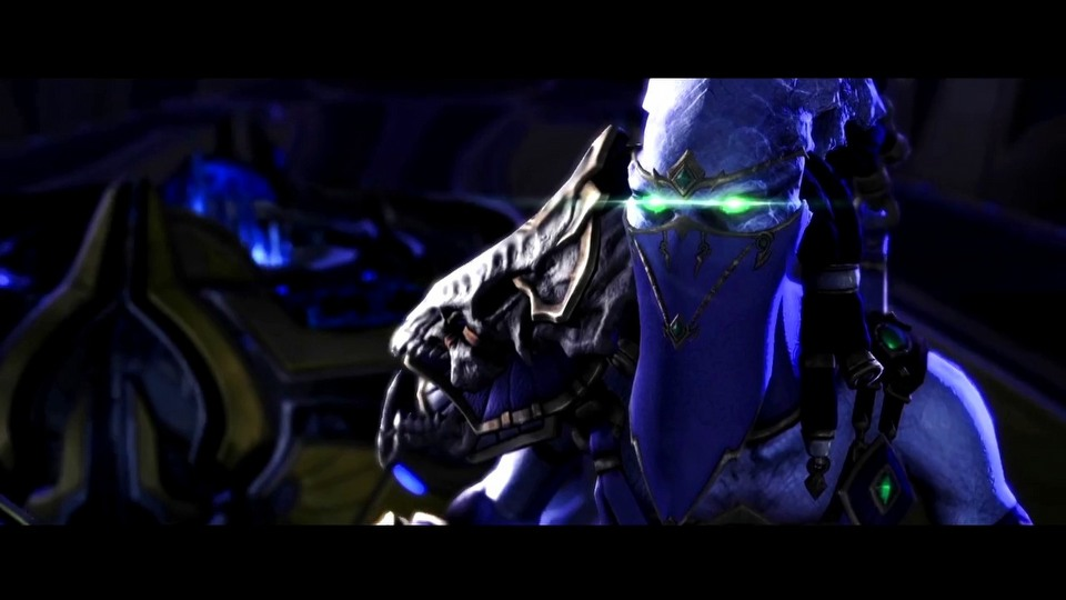 StarCraft II: Legacy of the Void E3 2015 - trailer