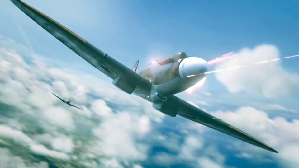 World of Warplanes gamescom 2013 - trailer