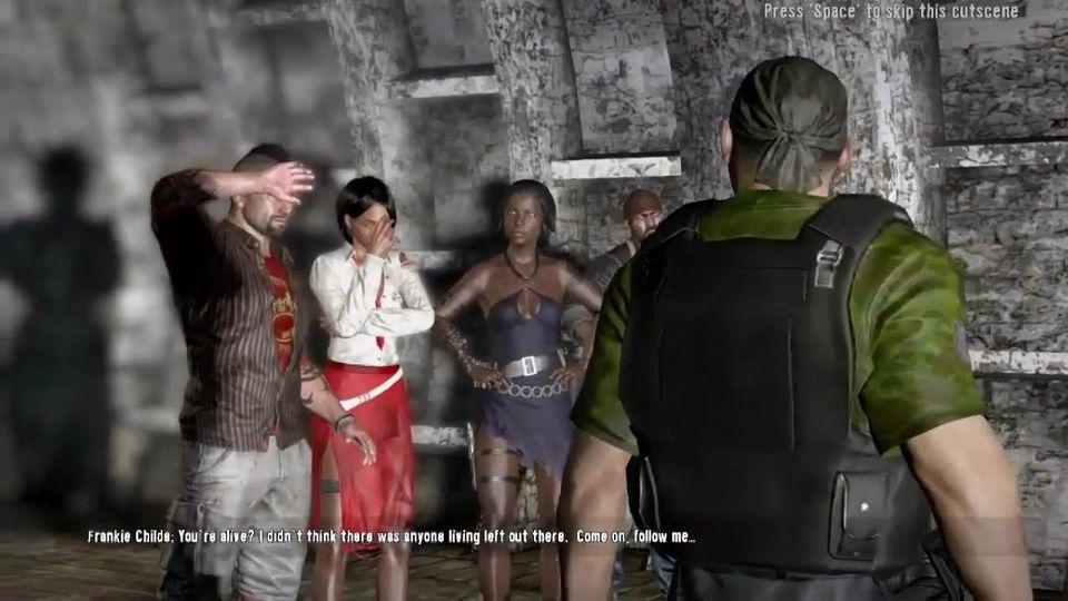Bloodbath Arena DLC - Opening