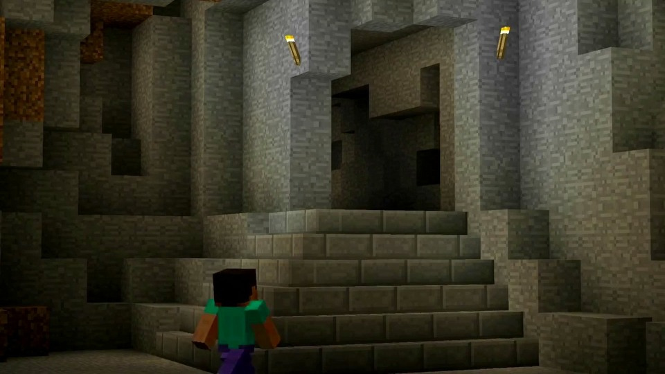 Minecraft E3 2013 - Xbox One trailer