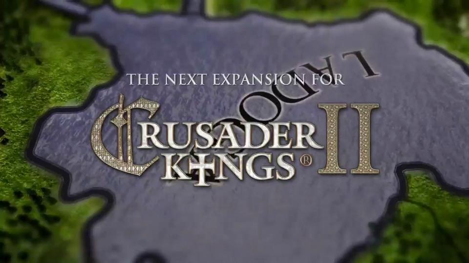 Crusader Kings II: Mroczne Wieki Way of Life DLC trailer
