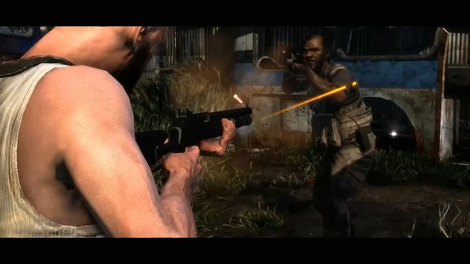 Max Payne 3 trailer #2 (PL)