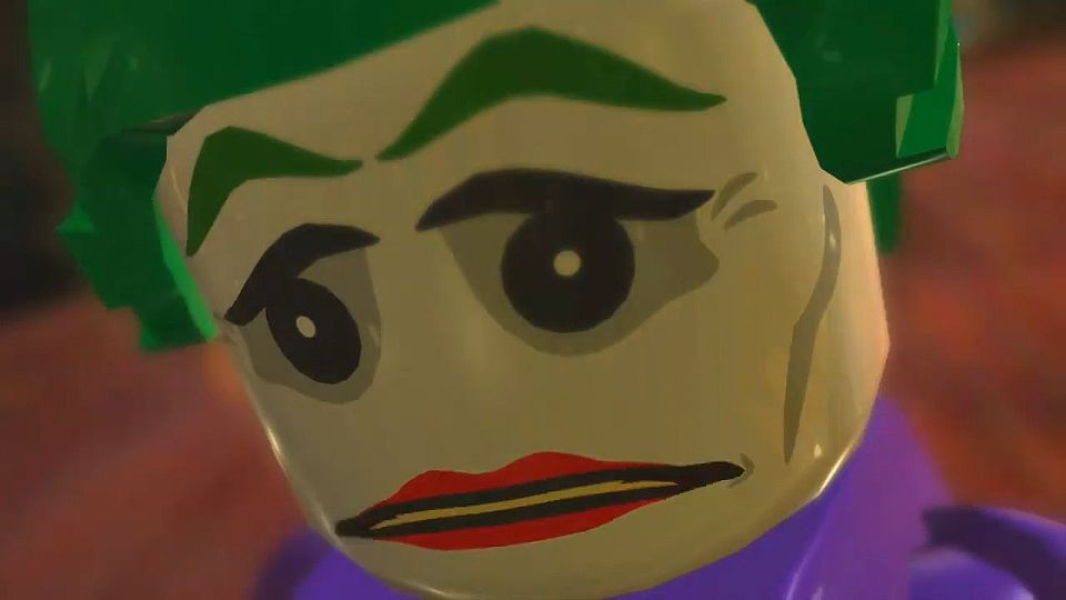 LEGO Batman 2: DC Super Heroes trailer #3