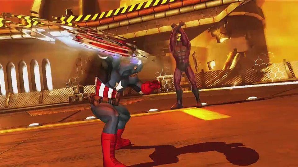 Marvel Avengers: Bitwa o Ziemi� Wii U - Tokyo Conference trailer