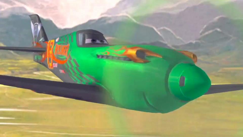Samoloty E3 2013 trailer