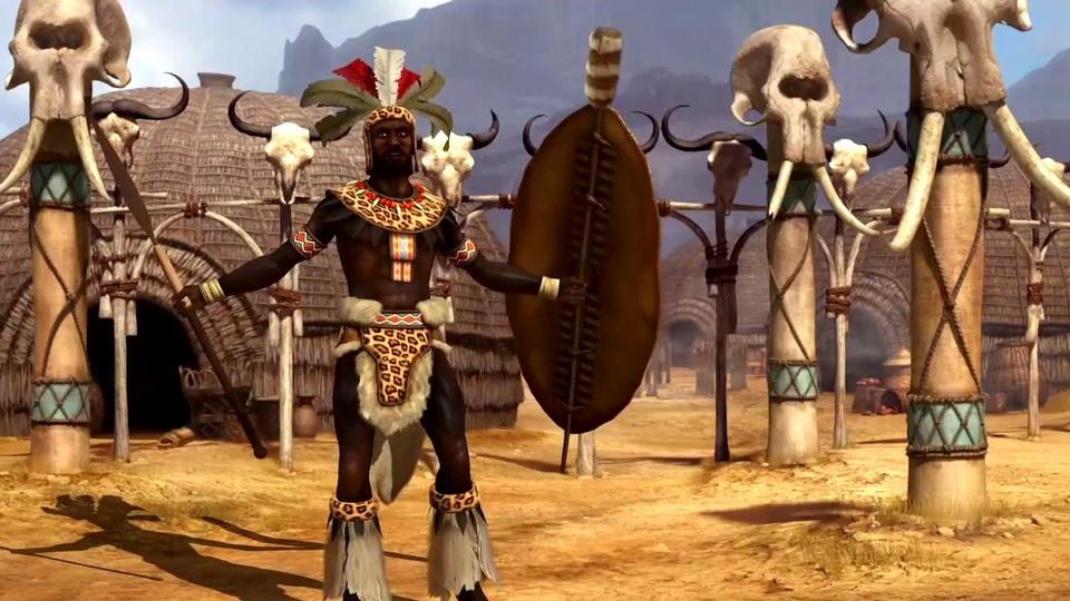Sid Meier's Civilization V: Nowy Wspania�y �wiat dyplomacja (PL)