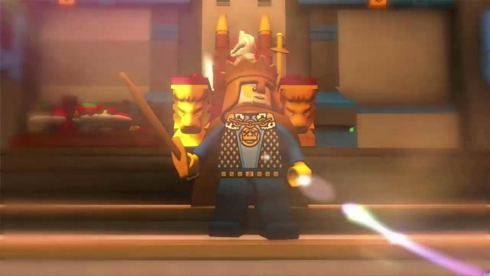 LEGO Minifigures Online E3 2014 - trailer