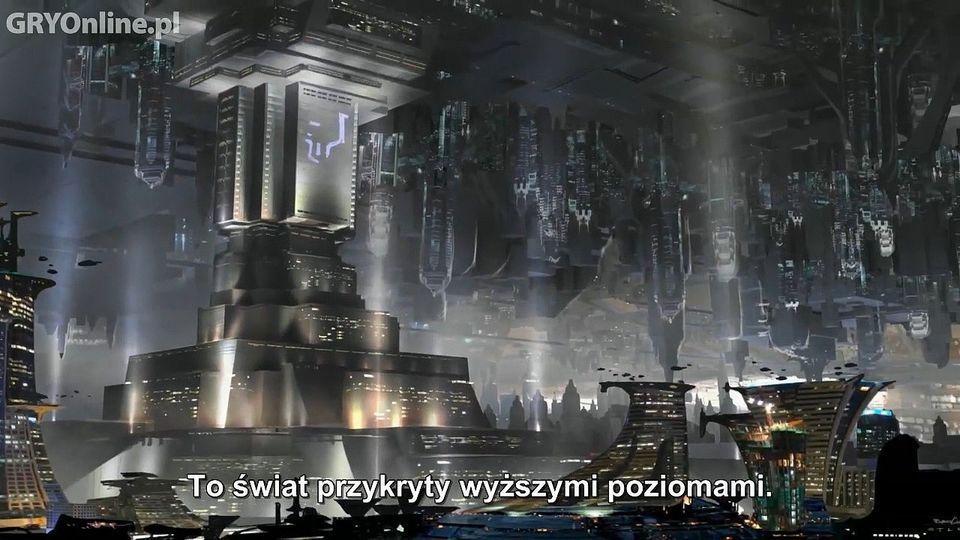 Star Wars 1313 kulisy produkcji #1 podziemia Coruscant (PL)