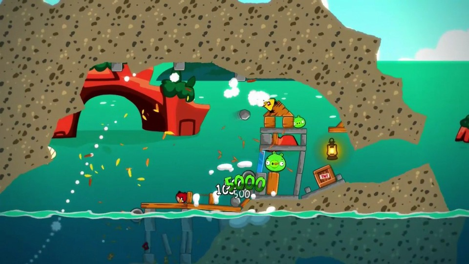 Angry Birds Trilogy Anger Managament DLC trailer