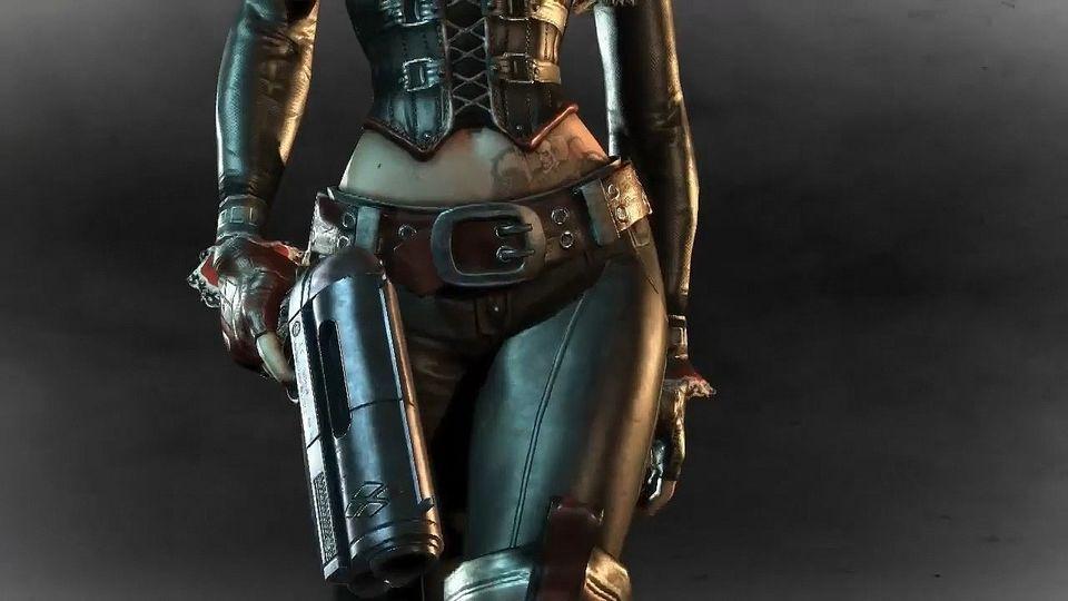 Harley Quinn's Revenge DLC