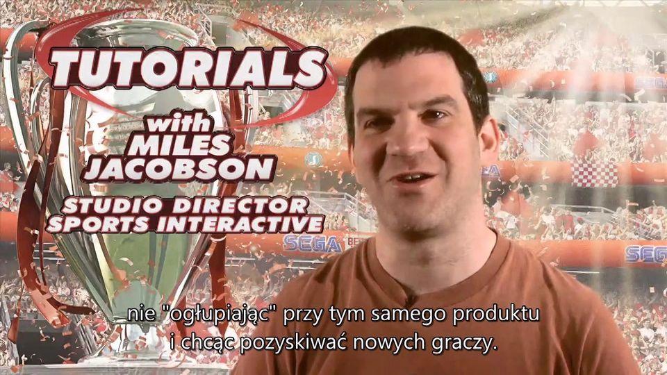 Football Manager 2012 samouczek (PL)
