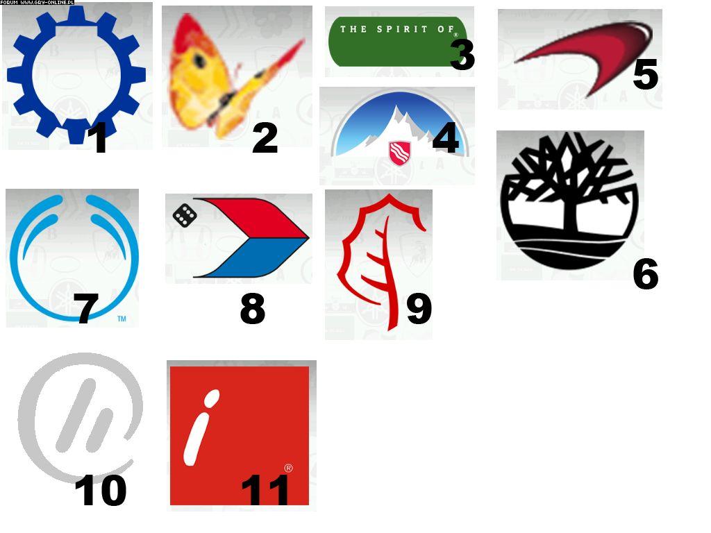 Galeria Logo Quiz - czyli szukam nazw firm #1/1 | GRY-Online.pl: www.gry-online.pl/S055_forum.asp?ID=12117826&WID=12117826
